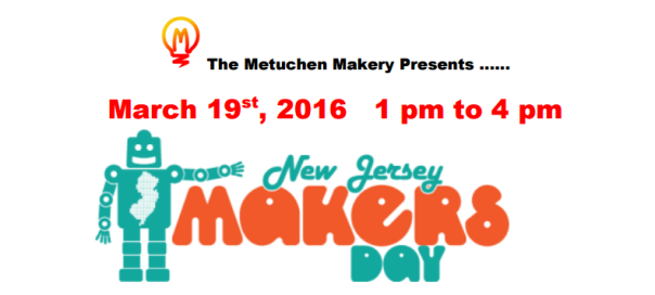 Screenshot of Metuchen Makery Presents - March 19, 2016